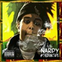 Lil Nardy - The Dank Tape mixtape cover art