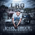LRG - Poverty Provoked mixtape cover art