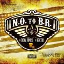 NO 2 BR mixtape cover art