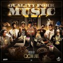 Quality Fork Music mixtape cover art