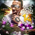 Sour Diesel 14 mixtape cover art