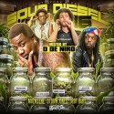 Sour Diesel 16 mixtape cover art