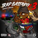 Trap Bastards 3 mixtape cover art