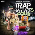 Trap Bastards 4 mixtape cover art