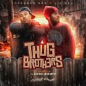 TrashBag Kee & Lil Ben - Thug Brothers mixtape cover art