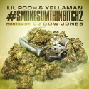 Yellaman & Lil Pooh - #SmokeSumthinBitch 2 mixtape cover art