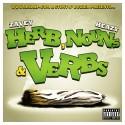 Zavey & Heazy - Herbs, Nouns & Verbs mixtape cover art