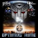 Ya Boy - Optimus Rime mixtape cover art