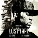 50 Cent - The Lost Tape mixtape cover art