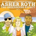 Asher Roth - The Greenhouse Effect 2 mixtape cover art