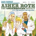 Asher Roth - The GreenHouse Effect mixtape cover art