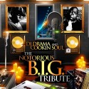 The Notorious B.I.G. Tribute mixtape cover art