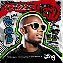 B.o.B - May 25th mixtape cover art