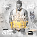 Boston George - Trappin In Traffic mixtape cover art