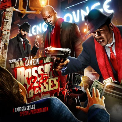 Cam'ron & Vado - Boss Of All Bosses 2.5 Mixtape