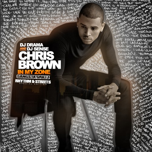 Chris Brown – In My Zone