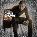 Chris Brown - In My Zone (Rhythm & Streets) mixtape cover art