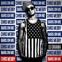 Chris Webby - Bars On Me mixtape cover art