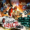 French Montana - Cocaine Konvicts mixtape cover art