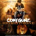 Cory Gunz - Heir To The Throne mixtape cover art