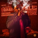 D Dash - Mill B4 Dinner Time mixtape cover art