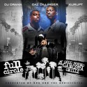 Tha Dogg Pound - Full Circle mixtape cover art