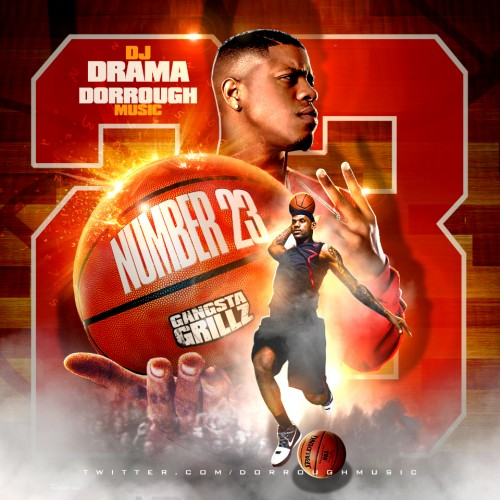 Dorrough - Number 23 (Gangsta Grillz) Mixtape