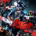 Shawty Lo - Fright Night mixtape cover art