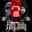 Gillie Da Kid - King Of Philly mixtape cover art