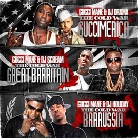 Gucci Mane - The Cold War (3 Disc) Mixtape
