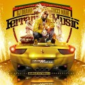 Gucci Mane - Ferrari Music mixtape cover art