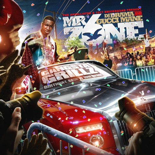 Gucci Mane – Mr. Zone 6