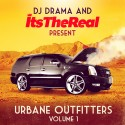 itsTheReal - Urbane Outfitters mixtape cover art
