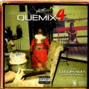 Jacquees - Quemix 4 mixtape cover art