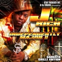 J Rich - Independently Major mixtape cover art