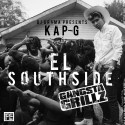 Kap G - El Southside mixtape cover art
