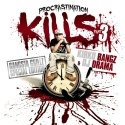 Kirko Bangz - Procrastination Kills 3 mixtape cover art