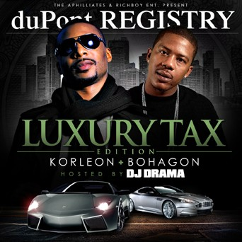 DJ Drama, Korleon & Bohagon – Luxury Tax (Mixtape)