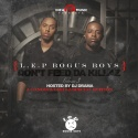L.E.P. Bogus Boys - Don't Feed Da Killaz 3 mixtape cover art