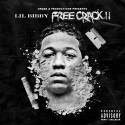 Lil Bibby - Free Crack 2 mixtape cover art