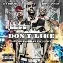 Lil Reese - Don't Like mixtape cover art