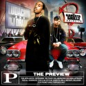 Ludacris - The Preview mixtape cover art