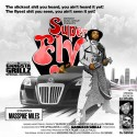 Masspike Miles - Superfly mixtape cover art
