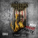 Max Payne Shawty - Recession Proof mixtape cover art