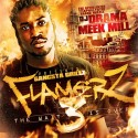 Meek Mill - Flamerz 3 (The Wait Is Over) mixtape cover art