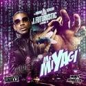 J.Futuristic - Mr. Miyagi mixtape cover art