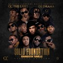 QC The Label - Solid Foundation mixtape cover art