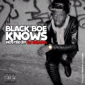 Quez - Black Boe Knows mixtape cover art