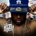Roccett - The Free Agent mixtape cover art