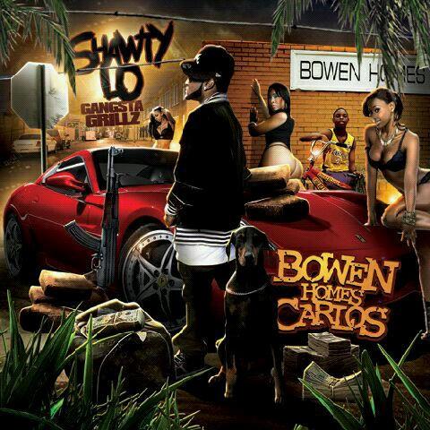 DJ Drama & Shawty Lo – Bowen Homes Carlos (Mixtape)